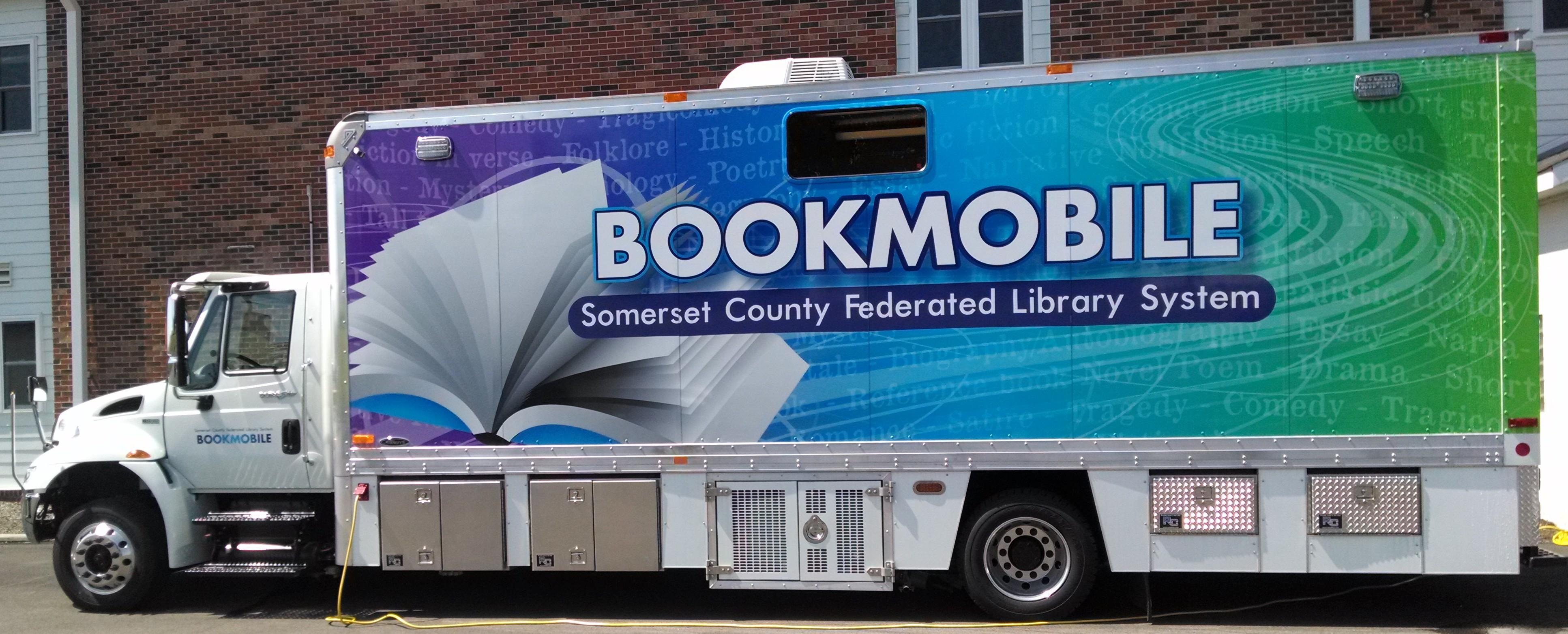 SCFLS Bookmobile photo