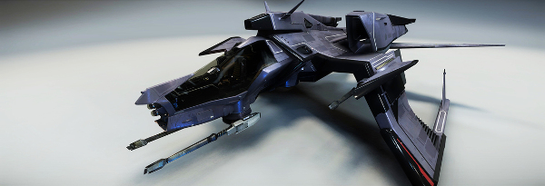 Mustang Alpha Best Starter Ship in Star Citizen