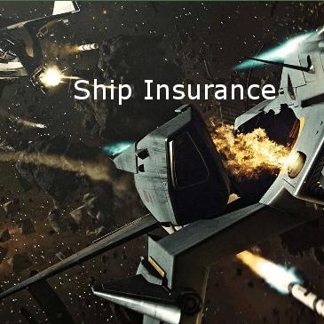 Ship Insurance – Star Citizen