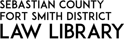 Sebastian County Fort Smith District Law Library – A public law library.