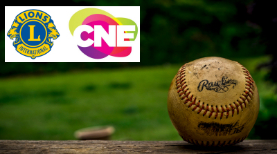 Lions - CNE Peewee Baseball Tournament