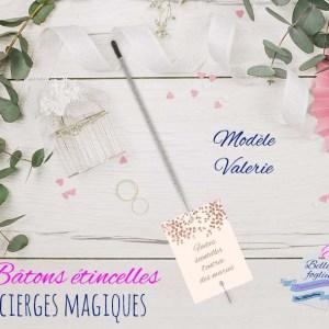 Étiquettes pour cierge magique