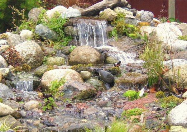 Водопад дома своими руками – Как сделать водопад своими ...