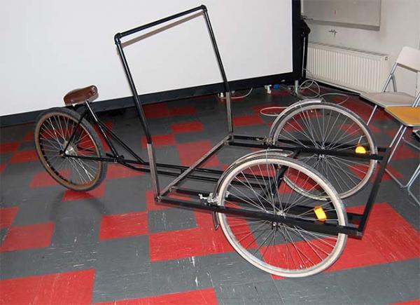 Как сделать трехколесный велосипед взрослый – Трехколесный ...