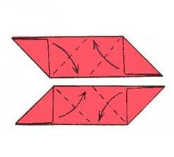 Картинки как сделать из бумаги сюрикен – Как сделать из ...
