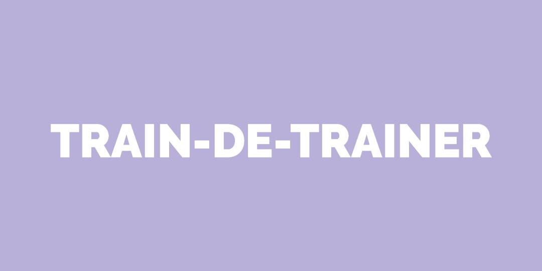 Train-de-trainer