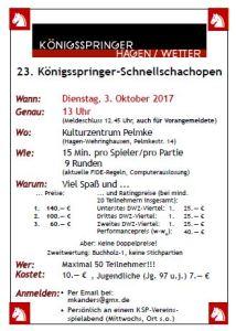 SG Ennepe-Ruhr-Süd 2 - Schwerte II