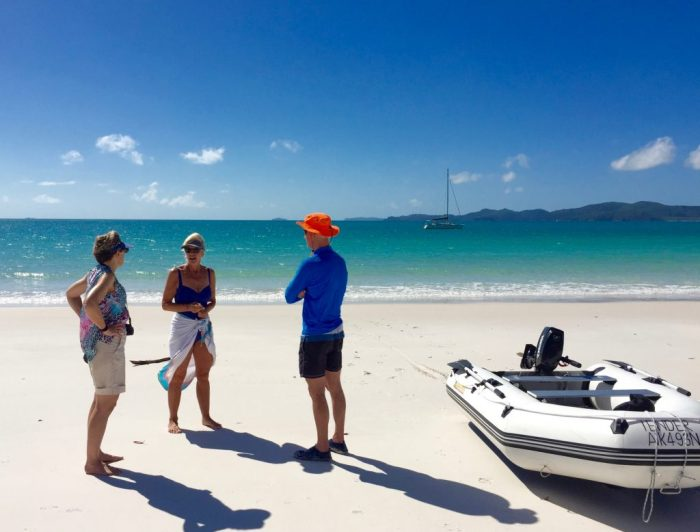 Whitehaven Beach - Whitsundays.