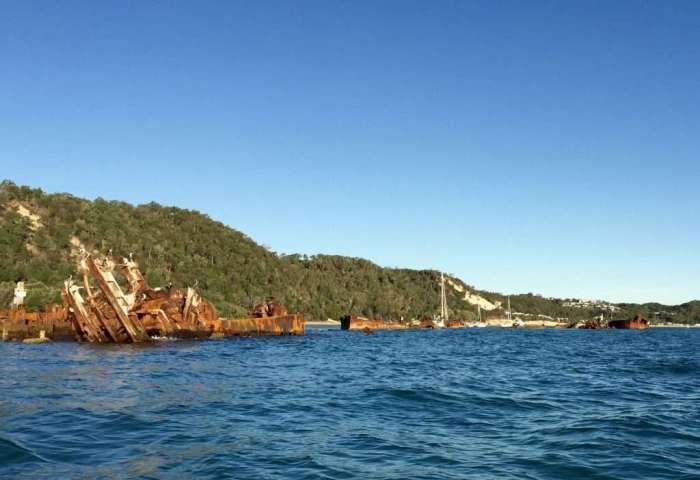 Tangalooma wrecks