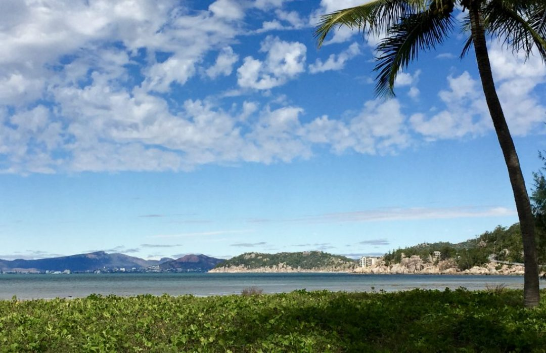 View across to Townsville