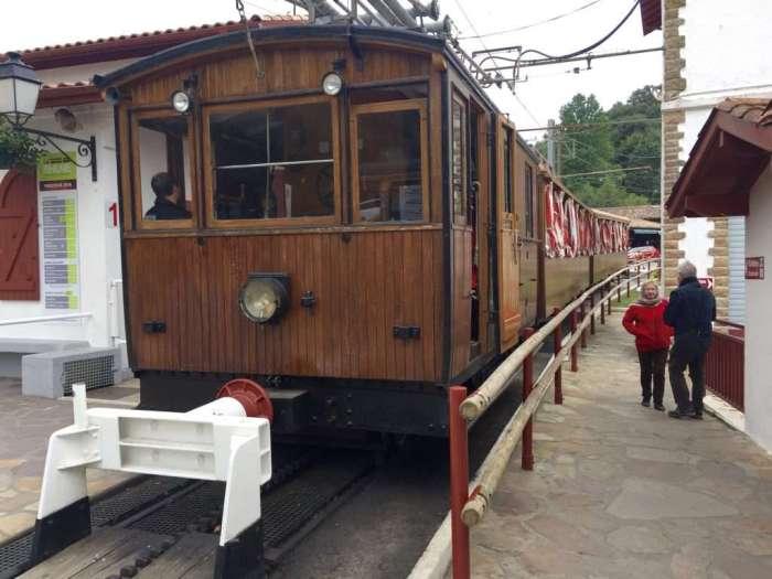 Le Petit train.
