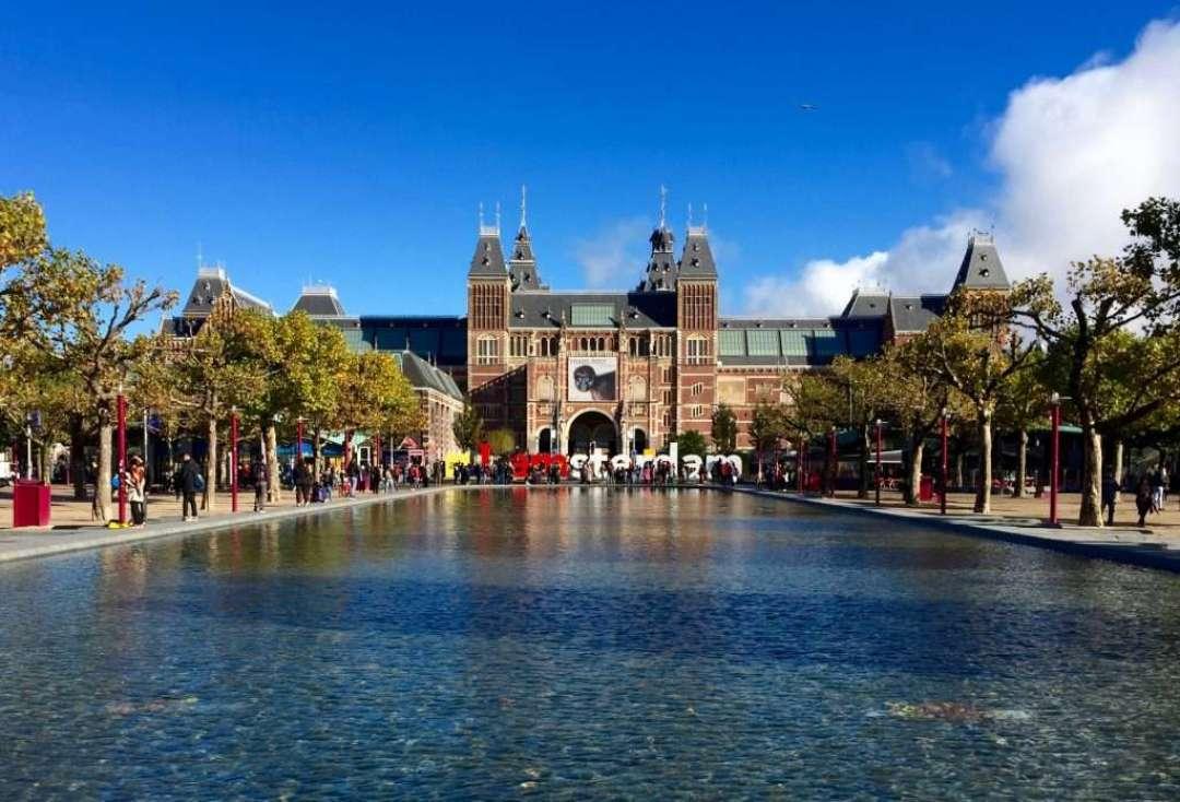 The Rijks Museum.