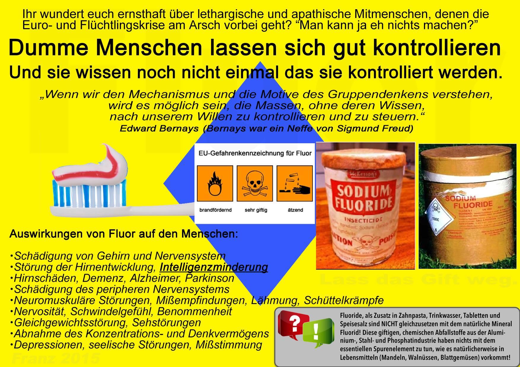 Fluorid Rattengift