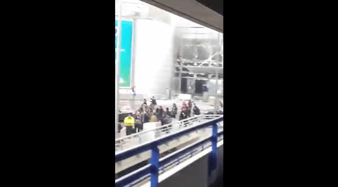 Bombenanschlag im Brüsseler Flughafen 22.03.2016 …. aufwachen, Schlafschafe