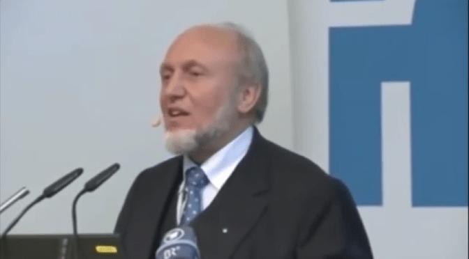 Hans-Werner-Sinn / Geplanter Euro Crash 2017 ! Die Medien schweigen