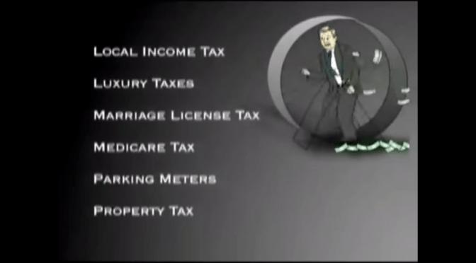 in den USA gibt es kein Einkommensteuergesetz