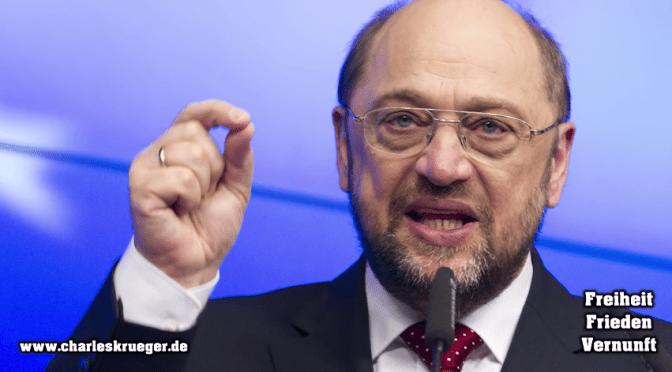 Die Wahrheit über Martin Schulz. EU-Kommissar, Kanzlerkandidat Bundestag