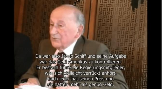 """Insider spricht über das Netzwerk der Rothschild """"Bankengruppe"""" (!!!) Frubi TV"""