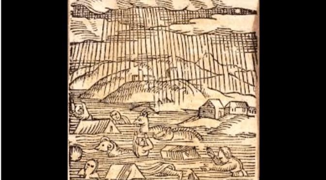 Magaleenhochwasser bis zum Schweinemord