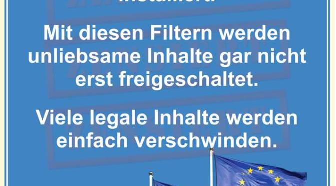 EU beschließt Zensurgesetz