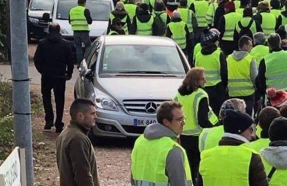 Dieselverbote in Essen, Demos in Frankreich