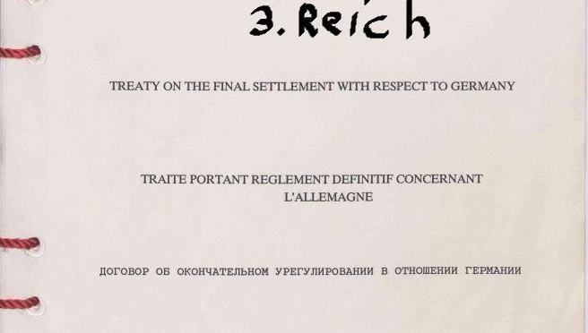 Der sogenannte 2+4 Vertrag und seine Folgen