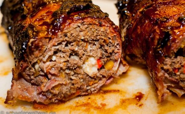 BBQ – Bacon-Bomb