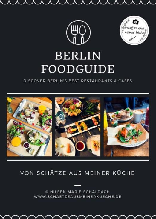 Berlin Foodguide Schätze aus meiner Küche