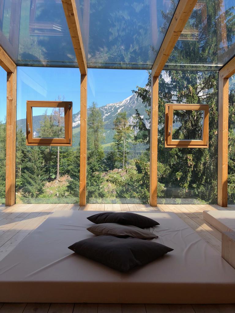 Holzhotel Forsthofalm Schätze aus meiner Küche SPA Wellness Leogang