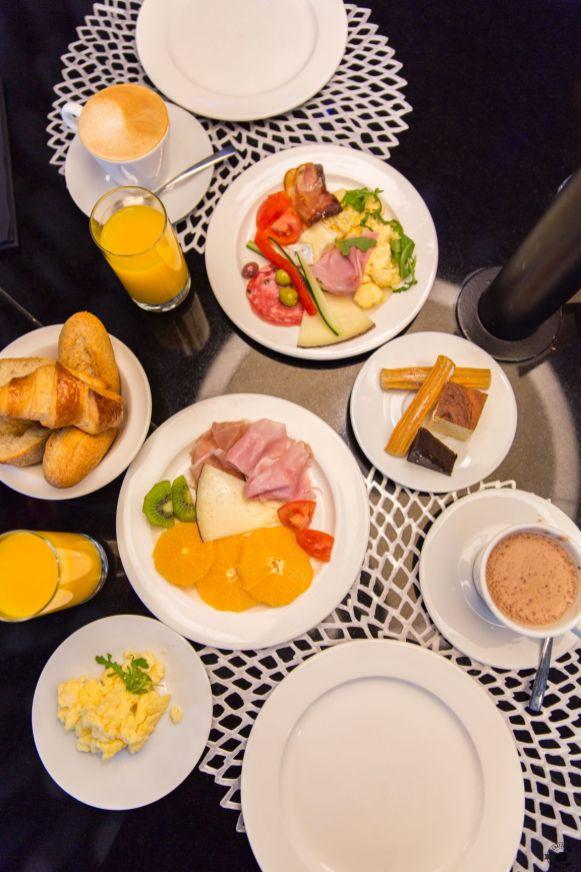 Frühstück Barceló Raval