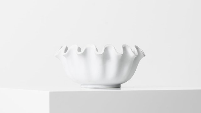 Wilhelm Kåge ceramic bowl model Våga by Gustavsberg at Studio Schalling