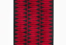 Swedish rug / carpet by Tabergs yllefabrik at Studio Schalling