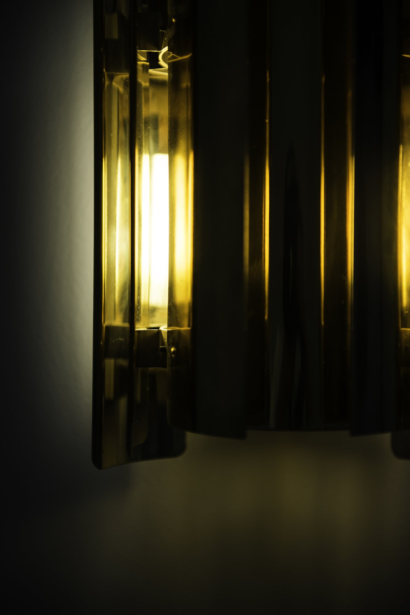 Pair of floor lamps produced by falkenbergs belysning ab in sweden at - Wall Lamps In Brass By Falkenbergs Belysning Ab At Studio Schalling