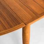 Arne Vodder dining table model 227 by Sibast at Studio Schalling