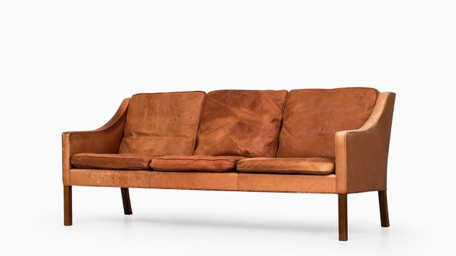 Børge Mogensen sofa model 2209 at Studio Schalling