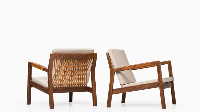 Carl Gustaf Hiort af Ornäs easy chairs at Studio Schalling