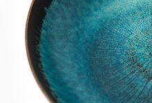 Stig Lindberg ceramic bowl by Gustavsberg at Studio Schalling