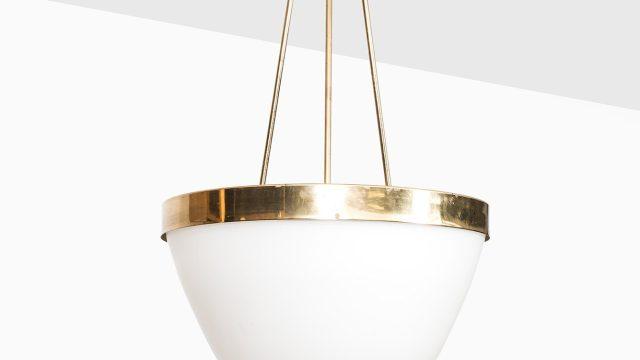 Lars Bylund Moon ceiling lamp by Ateljé Lyktan at Studio Schalling