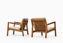 Carl Gustaf Hiort af Ornäs Trienna easy chairs at Studio Schalling