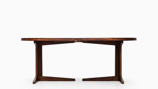 John Mortensen dining table model HM 55 at Studio Schalling