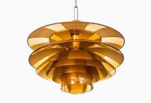 Poul Henningsen Septima-5 ceiling lamp