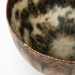 Axel Salto ceramic bowl by Royal Copenhagen at Studio Schalling