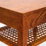 Severin Hansen bedside table in teak at Studio Schalling