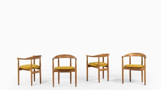 Bondo Gravesen armchairs