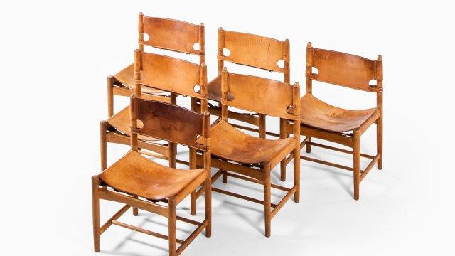 Børge Mogensen dining chairs