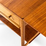 Hans Wegner AT-33 side table by Andreas Tuck at Studio Schalling