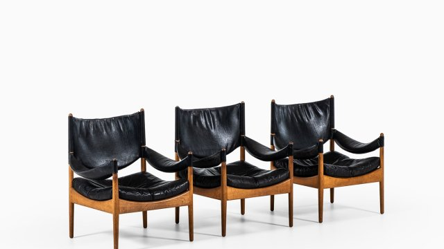 Kristian Solmer Vedel easy chairs Modus at Studio Schalling