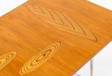 Tapio Wirkkala coffee table in birch at Studio Schalling
