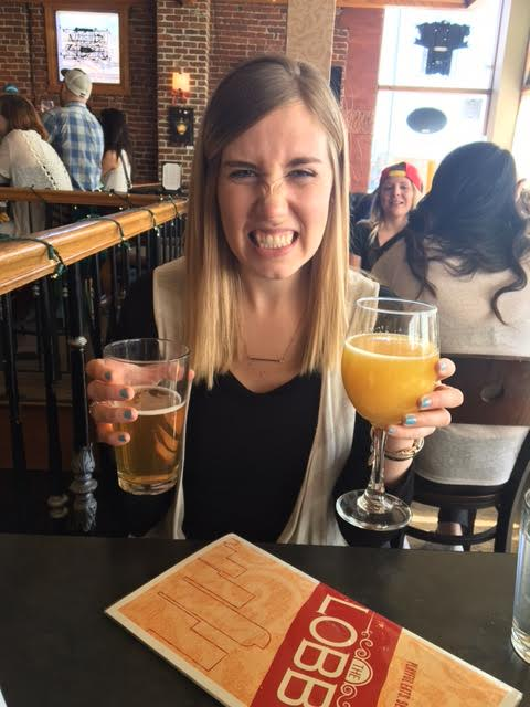 Double fisting at a bottomless mimosa brunch? Only on vacation.
