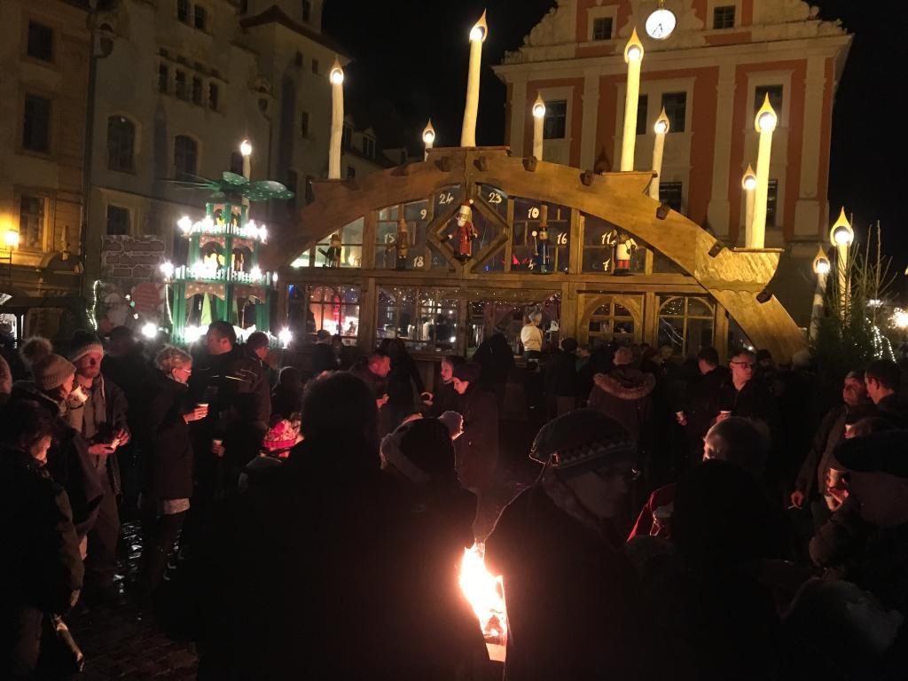 Weihnachtsmarkt Gotha 2018